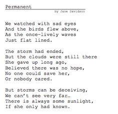 poem #poetry #addiction #depression #death #ocean