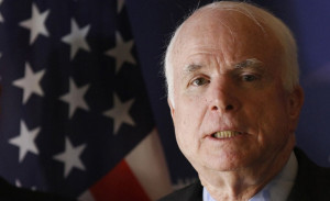 Senator John McCain accused President Barack Obama's ...
