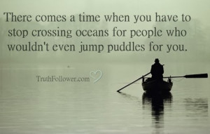 Crossing Oceans For Others
