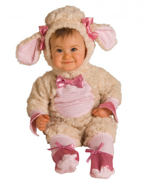 ... Animal Costumes >> Baby Animal Costumes >> Lucky Lil Lamb Baby Costume