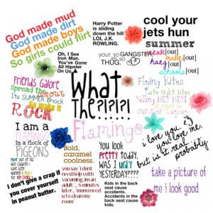 Random Quotes!!! - Polyvore