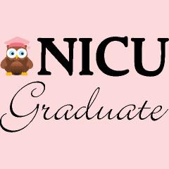 Pink NICU Baby Graduate