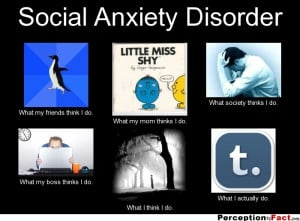 Social Anxiety Disorder Quotes Social anxiety