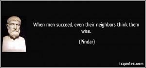More Pindar Quotes