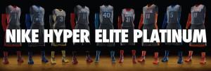 Nike Elite Duke Basketball Jersey