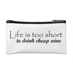 Funny joke quote gifts humor quotes cosmetic gift makeup bag