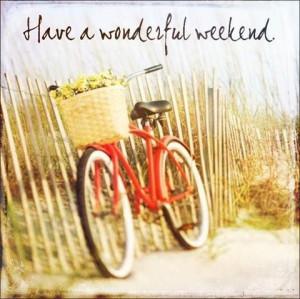 Have a wonderful weekend... :)
