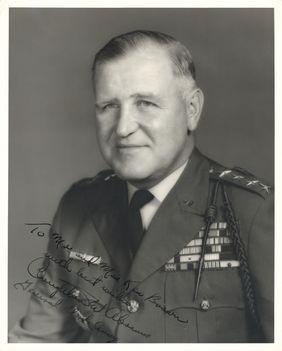 Signature General Creighton Abrams