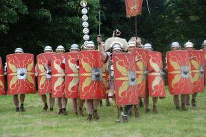 Roman Battle Formations