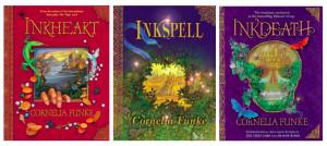 Inkheart , Inkspell , Inkdeath , Cornelia Funke