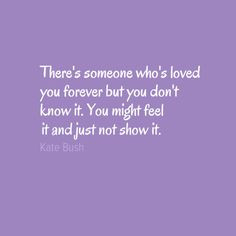 kate Bush-Obtained from FinestQuotes.com http://31.media.tumblr.com ...