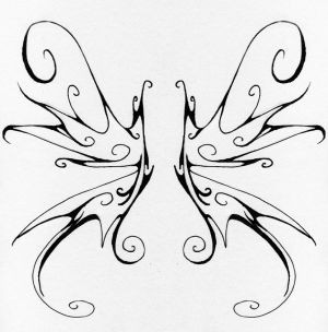 Fairy Wings Tattoo Meaning #1