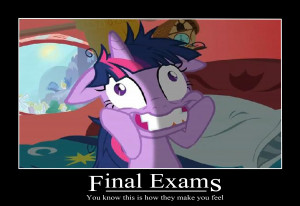 Final Exams by heroman4b3