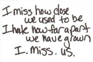 want us back 5 of us i want us back 2 of us i want us back