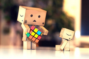 ... colorful toy cute danbo box robot box robot amazon amazon box robot