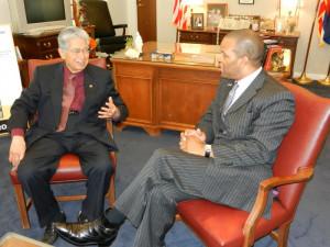 John with Senator Akaka2