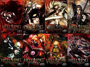 MU] Hellsing Ultimate OVA Collection 1-4 [DUB]