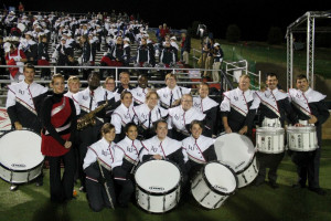 Marching Band Drum Kit Cadences Hat