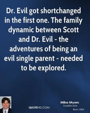 Single Parent Family Quotes