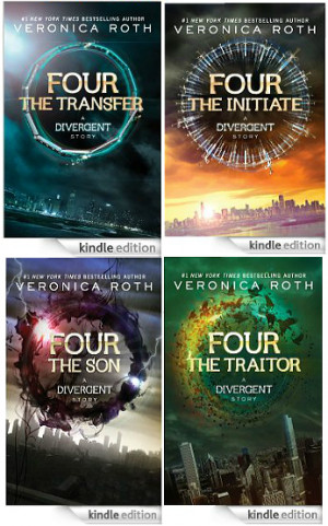 Four Divergent Cover a Collection