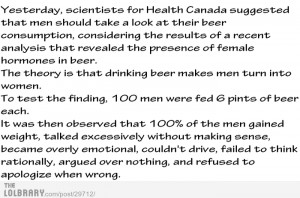 Quotes About Not Drinking Alcohol