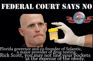 ... Florida cannot impose mandatory drug testing on welfare recipients