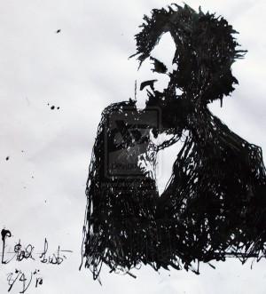 Sid Vicious Drawing