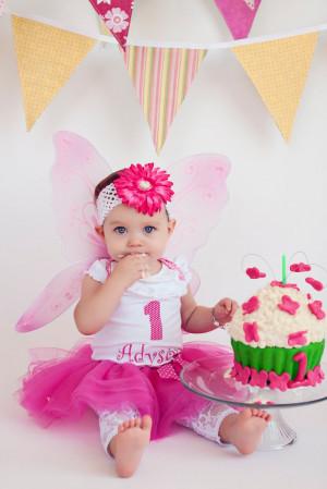 Happy 1st Birthday to my Princess Adyson!!!!! Momma Loves you so much!