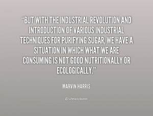 Quote About Industrial Revolution