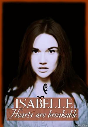 Isabelle Lightwood Anichu