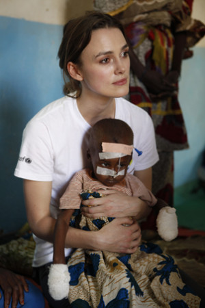 Keira Knightley: Can A Song Save A Life?