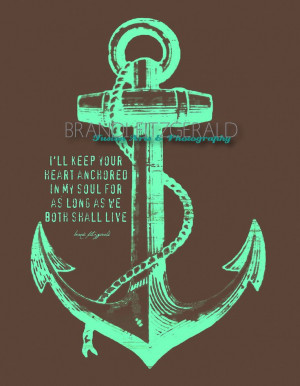 Anchored In Happily Ever After, Two. 8