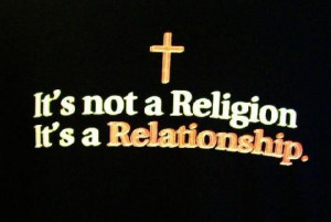 christian motivational quotes 264 christianity is not a religion