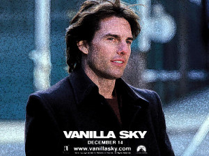 Here are some quotes from Vanilla Sky. These are David's (Tom Cruise ...