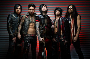 Escape The Fate have announced that their new record will be called ...