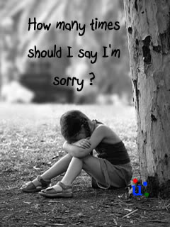 am sorry wallpapers with quotes
