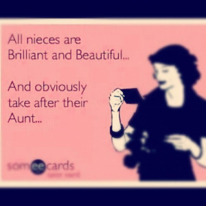 Aunt Sayings And Quotes She Special