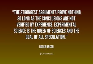 Quotes About Arguments