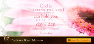 Posted by Corrie ten Boom Quotes at 11:21 PM No comments: