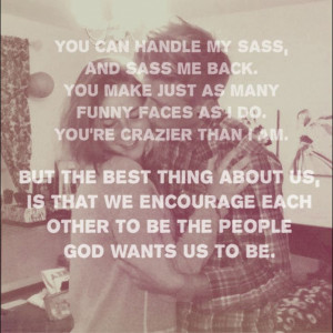 Cute Christian Love Quotes -k.weiss christian love quotes. cute. love ...