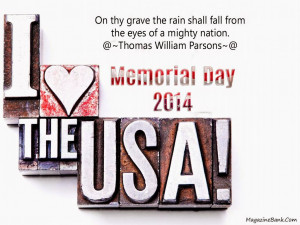 Happy Memorial Day Quotes. Memorial Day Sayings And Quotes. View ...