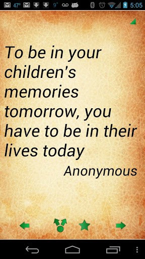 Parenting Quotes - Android