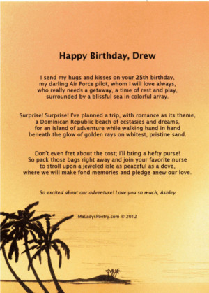 Funny Anniversary Poems Husband