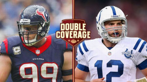 ... like Andrew Luck's Colts, but Sunday's hosts haven't had it easy