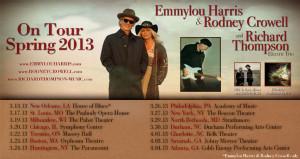 Emmylou Harris And Rodney