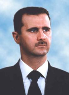 Bashar al-Assad - Wikipedia, the free encyclopedia