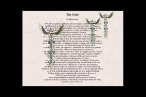 Hippocratic Oath