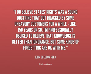 Quote About State Rights