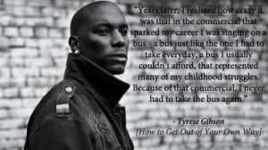 How To Get Out Of Your Own Way Tyrese Gibson /page/page/258