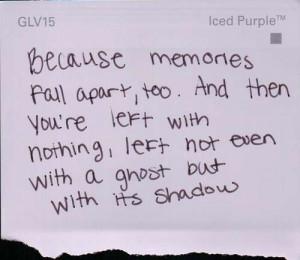 great memories quotes